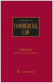 Goode on Commercial Law av Roy Goode (Innbundet)