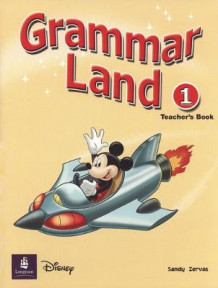 Grammar Land 1 Teacher's Book av Sandy Zervas (Heftet)