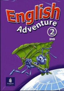 English Adventure Level 2 DVD (DVD-ROM)
