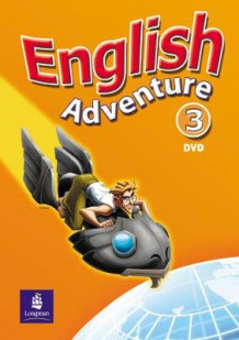 English Adventure Level 3 DVD (DVD-ROM)