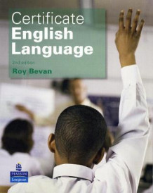 Certificate English Language av Roy Bevan (Heftet)