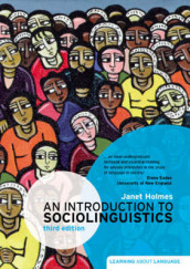 An Introduction to Sociolinguistics av Janet Holmes (Heftet)