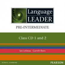 Language Leader Pre-Intermediate av Ian Lebeau og Gareth Rees (Lydbok-CD)