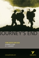 Journey's End: York Notes for GCSE av R. C. Sherriff (Heftet)