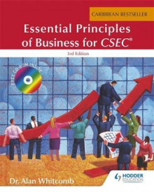 Essential Principles of Business for the Caribbean av Alan Whitcomb (Blandet mediaprodukt)