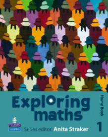 Exploring maths: Tier 1 Home book av Anita Straker, Tony Fisher, Rosalyn Hyde, Sue Jennings og Jonathan Longstaffe (Heftet)