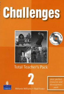 Challenges: Total Teachers Pack 2 av Melanie Williams, Rod Fricker og Patricia Mugglestone (Blandet mediaprodukt)