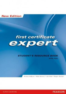 FCE Expert New Edition Students Resource book ( with Key ) av Richard Mann, Nick Kenny, Jan Bell og Roger Gower (Heftet)