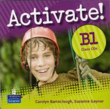 Activate! B1 Class CD 1-2 av Carolyn Barraclough og Suzanne Gaynor (Lydbok-CD)