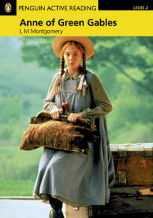 PLAR 2:Anne of Green Gables Book and CD-ROM Pack: Level 2 av L. M. Montgomery (Blandet mediaprodukt)