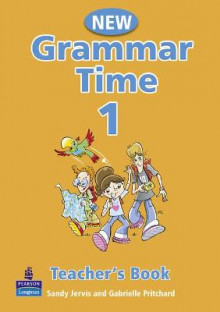 Grammar Time Level 1 Teachers Book New Edition av Sandy Jervis (Heftet)