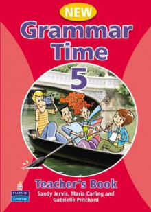 Grammar Time Level 5 Teachers Book New Edition av Sandy Jervis og Maria Carling (Heftet)