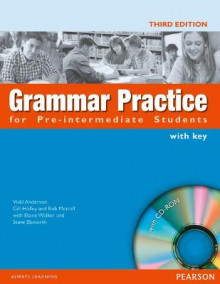Grammar Practice for Intermediate Student Book with Key Pack av Rob Metcalf, MIcheal Holley, Steve Elsworth, Vicki Anderson og Elaine Walker (Blandet mediaprodukt)