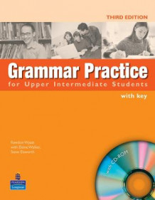 Grammar Practice for Upper-Intermediate Student Book with Key Pack av Steve Elsworth og Elaine Walker (Blandet mediaprodukt)