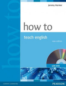 How to Teach English Book and DVD Pack av Jeremy Harmer (Blandet mediaprodukt)