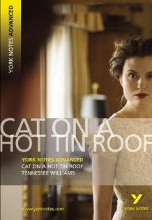 Cat on a Hot Tin Roof: York Notes Advanced av Tennessee Williams (Heftet)