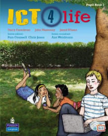 ICT 4 Life Year 8 Students' ActiveBook Pack with CDROM av Ann Weidmann (Blandet mediaprodukt)
