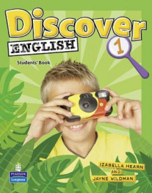 Discover English Global 1 Student's Book av Jayne Wildman og Izabella Hearn (Heftet)