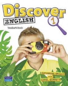 Discover English Global 1 Teacher's Book av Catherine Bright og Carol Barrett (Heftet)