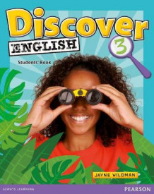 Discover English Global 3 Student's Book av Jayne Wildman og Izabella Hearn (Heftet)