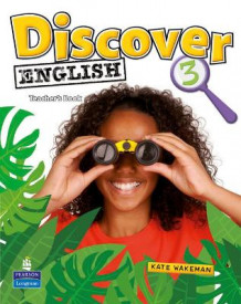 Discover English Global 3 Teacher's Book: 3 av Kate Wakeman (Heftet)