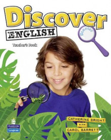 Discover English Global Starter Teacher's Book av Catherine Bright og Carol Barrett (Heftet)