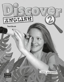 Discover English Global 2 Test Book av Kate Wakeman (Heftet)