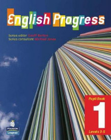 English Progress: Student Book Bk. 1 av Geoff Barton, Clare Constant, Emma Lee, Michele Paule, Alan Pearce og Bernadette Carroll (Heftet)