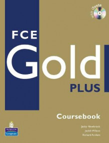 FCE Gold Plus Coursebook and CD-ROM Pack av Judith Wilson, Richard Acklam og Jacky Newbrook (Blandet mediaprodukt)