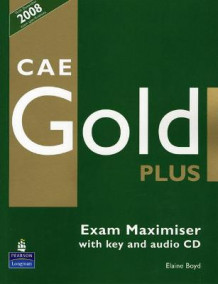CAE Gold PLus Maximiser and CD with key Pack av Elaine Boyd (Blandet mediaprodukt)