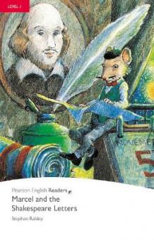 Level 1: Marcel and the Shakespeare Letters Book and CD Pack av Stephen Rabley (Blandet mediaprodukt)