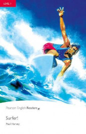 Level 1: Surfer! Book and CD Pack av Paul Harvey (Blandet mediaprodukt)