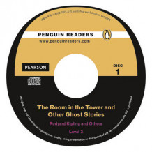 """The Room in the Tower"" and Other Stories Book/CD Pack: Level 2 av Rudyard Kipling (Blandet mediaprodukt)"