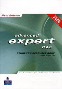 CAE Expert New Edition Students Resource Book no Key/CD Pack av Jane Barnes, Drew Hyde, Nick Kenny og Jacky Newbrook (Blandet mediaprodukt)