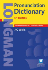 Omslag - Longman Pronunciation Dictionary Paper and CD-ROM Pack 3rd Edition