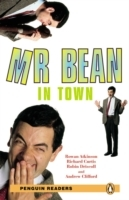 Level 2: Mr Bean in Town av Rowan Atkinson, Richard Curtis, Robin Driscoll og Andrew Clifford (Heftet)