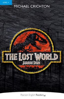 """The Lost World"": Level 4 av Michael Crichton (Heftet)"