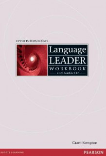 Language Leader: Upper-Intermediate Workbook without Key av Grant Kempton (Blandet mediaprodukt)