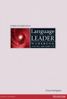 Language Leader Upper-Intermediate Workbook with Key and Audio CD Pack av Grant Kempton (Blandet mediaprodukt)