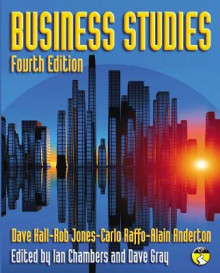 Business Studies av Dave Hall, Rob Jones, Carlo Raffo, Alain Anderton, Ian Chambers og Dave Gray (Heftet)