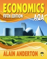 AQA A Level Economics Student Book av Alain Anderton (Heftet)