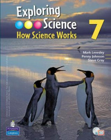 Exploring Science : How Science Works Year 7 Student Book with Activebook av Mark Levesley, Penny Johnson og Steve Gray (Blandet mediaprodukt)