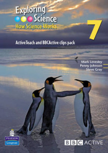 Exploring Science : How Science Works Year 7 ActiveTeach with BBCActive Clips Pack with CDROM av Mark Levesley, Penny Johnson og Steve Gray (Blandet mediaprodukt)