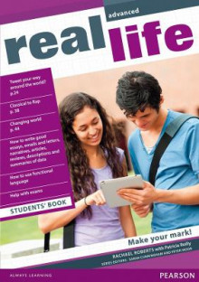 Real Life Global Advanced Students Book av Rachael Roberts, Martyn Hobbs og Julia Starr Keddle (Heftet)