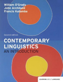 Contemporary Linguistics (Heftet)