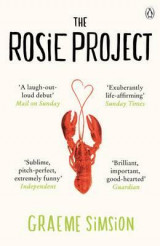 Omslag - The Rosie project