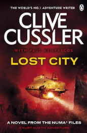 Lost City av Clive Cussler og Paul Kemprecos (Heftet)