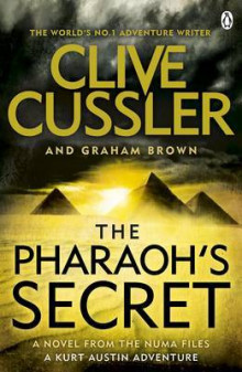 The Pharaoh's Secret: NUMA Files #13 av Clive Cussler og Graham Brown (Heftet)