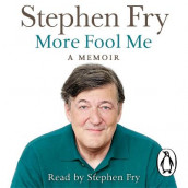 More Fool Me av Stephen Fry (Lydbok-CD)