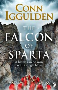 The falcon of Sparta av Conn Iggulden (Heftet)